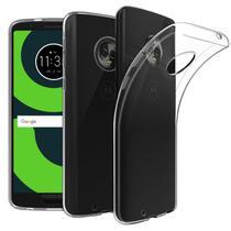 Capa transparente de silicone para Moto G6 Play - Maston
