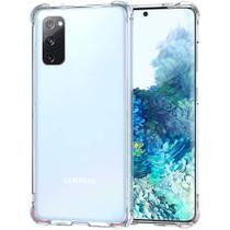 Capa Transparente + Película Câmera Galaxy S20 FE SM-G780F - X-Treme