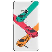 Capa Transparente Personalizada Exclusiva Microsoft Lumia 535 - TP16 -