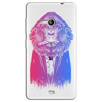 Capa Transparente Personalizada Exclusiva Microsoft Lumia 535 - TP50 -