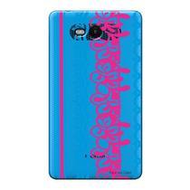 Capa Transparente Personalizada para Nokia Lumia N820 Renda - TP286 -