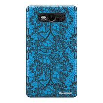 Capa Transparente Personalizada para Nokia Lumia N820 Renda - TP299 -