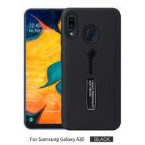 capa trivial premium samsung a20 / a30 2019 + pelicula d gel -