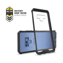 Capa Ultra Slim Air Preta para Galaxy Note 9 - Gorila Shield