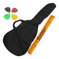 Capa Violão Clássico Luxo Lp Bags + Acessórios -