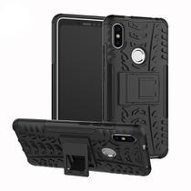 Capa Xiaomi Mi 8 Mi8 - Skudo Armor Anti-Shock - Preta - M5