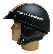 Capacete Aberto Harley Davidson Scooter Elétrica Bike Ccc007 - M.F. Capacetes