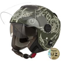 Capacete Aberto New Atomic Highway Dreams Pro Tork
