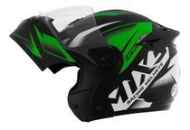Capacete Articulado Mixs Gladiator Storm Robocop - Mixs Helmets