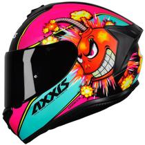 Capacete Axxis Draken Feminino Masculino Esportivo Moto -