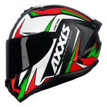 Capacete Axxis Draken Vector Esportivo Moto Masculino Feminino Lançamento -