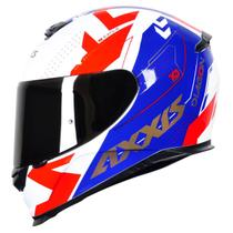 Capacete Axxis Eagle Diagon Modelo Esportivo Moto Masculino Feminino Lançamento Premium -