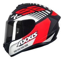 Capacete Axxis Esportivo Moto Draken Z96 Masculino/feminino -