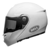 Capacete Bell Articulado Srt Modular Branco Escamoteável - Bell Helmets