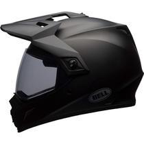 Capacete Bell MX-9 Adventure MIPS Preto Fosco -