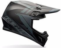 Capacete Bell Mx-9 Barricade Matte Black Motocross Trilha Tamanho 62 -