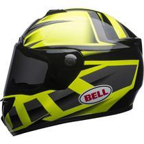 Capacete Bell SRT Predator Hi Viz Verde/Preto -