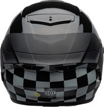 Capacete Bell Star DlX Mips Checkers Viseira Fotocromática -