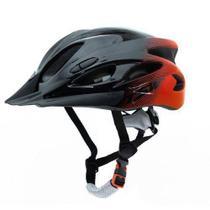Capacete Bicicleta Raptor Tsw Sinalizador Traseiro Mtb G Regulagem 57/61 Cm -