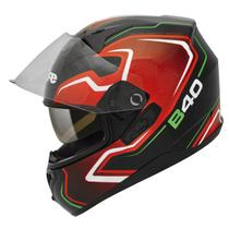 Capacete Bieffe B-40 Tron Italy