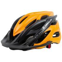 Capacete Bike Ciclismo Bicicleta Mtb Wild Tamanho G 58-61 Laranja/ Preto Absolute -