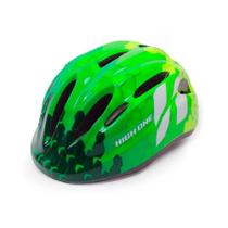CAPACETE BIKE INFANTIL PICCOLO TAM P VRD  Marca: HIGH ONE