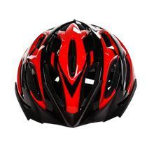Capacete brave sport adventure s710 preto/vermelho -