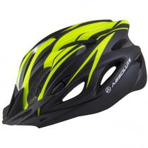 Capacete Ciclismo Bike Absolute Wt012 Led Pisca Neon Tam M G -