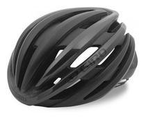 Capacete Ciclismo Giro Cinder Mips Preto/Carvão Tamanho M -