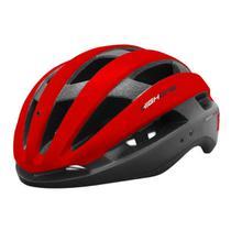 Capacete Ciclismo High One Wind Aero Bicicleta Mtb Speed Pro Vermelho -
