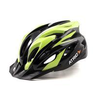 Capacete Ciclismo MTB Inmound 2.0 G Viseira Removível 19 Entradas de Ventilação Neon Átrio BI175 - Atrio