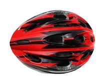 Capacete Ciclista Adulto Regulagem Bike Ciclismo - Vermelho - HORIZONTE