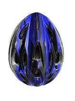 Capacete Ciclista Adulto Regulagem Tamanho Bike Ciclismo - Azul Turquesa - HORIZONTE
