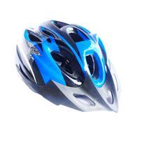 Capacete Ciclista Adulto Regulagem Tamanho Bike Ciclismo Skate Patins - Azul - Eita Comprei