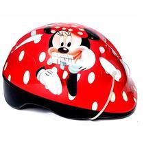 Capacete com Ajuste de Tamanho Disney Minnie Mouse Dtc 4071 -