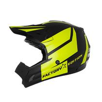 Capacete Cross Th1 Factory Edition Neon Amarelo Pro Tork