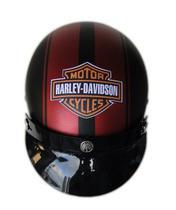 Capacete Custom Classic Harley Davidson Ccc022_2 - M.F. Capacetes