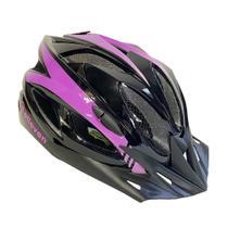 Capacete de ciclismo bicicleta Elleven Led Feminino -