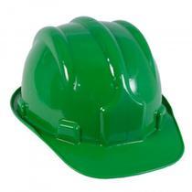 Capacete de segurança plt classe b plastcor  - verde - ca 31469 - Plasticor