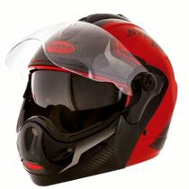 Capacete Escamoteável Mixs Capitiva Street Rider 58 58325B -