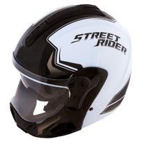 Capacete Escamoteável Mixs Capitiva Street Rider 58 58325B -