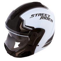 Capacete Escamoteável Mixs Capitiva Street Rider 60 60325B -