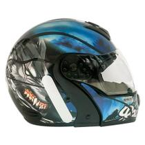 Capacete Escamoteável Mixs Gladiator Wolf 60 60194B