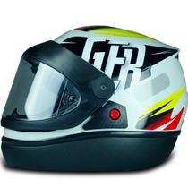 Capacete Fechado Automatic Alemanha Fw3 Design Esportivo 56 -