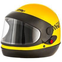 Capacete Fechado Moto Taxi Sport Viseira Automatico Pro Tork Motoboy - Ab Midia