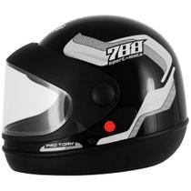 Capacete Fechado Pro Tork Sport Moto 788 Unissex -