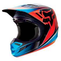 Capacete Fox V4 Race (Fibra De Carbono) -