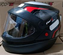 Capacete fw3 automatic N:58 -