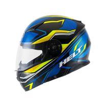 Capacete/Helmet Helt Escamoteável Hippo Glass Imola C/ Viseira Solar -