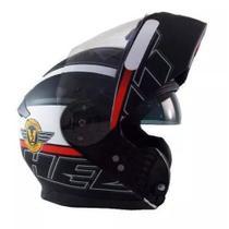 capacete helt 950 hippo glass spirit -